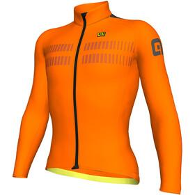 Alé Cycling PRR Clima Protection 2.0 Warm Air LS Jersey Men Fluo Orange